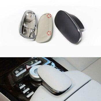 High Quality Car Interior Centre Console Car Phone Cover Armrest Box Trim Cover For Mercedes Benz S-Calss W221 2005-2013