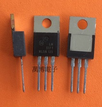 4pcs  ON LM317T LM317 Out of print lead thick base plate type TO 220