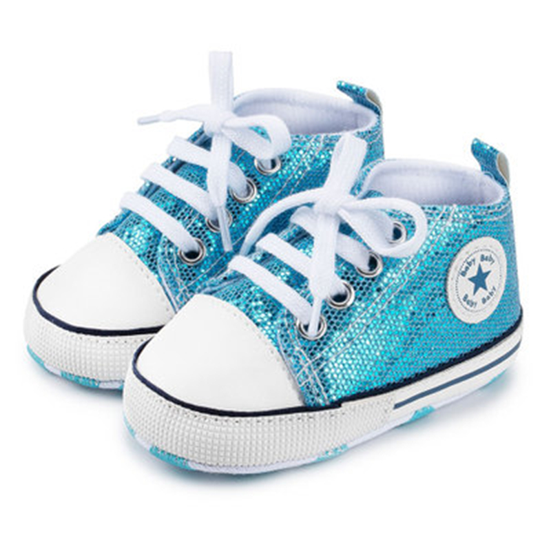 2020 New Arrival Baby Boys Girls Shoes Canvas Print First Walker Infant Toddler Anti-Slip Prewalker Indoor Shoe For Dropshipping 5