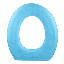 EVA Self-adhesive Toilet Seat Cover Toilet Lid Cover Potty Seat Cushion