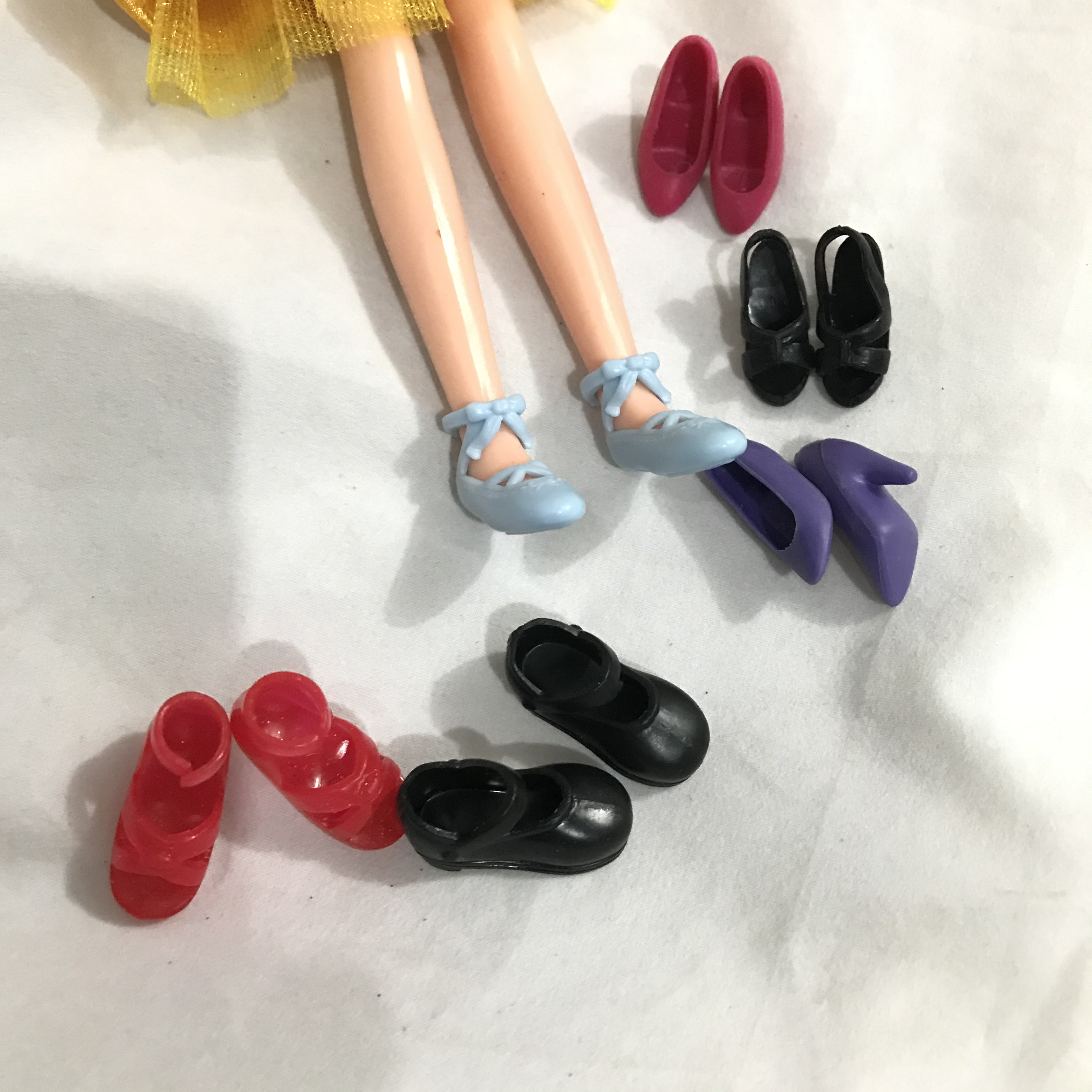 New Brand Licca Shoes Boots Sandals  Foothold Accessorries  On Sale Original  Dolls Collection Drop Shipping