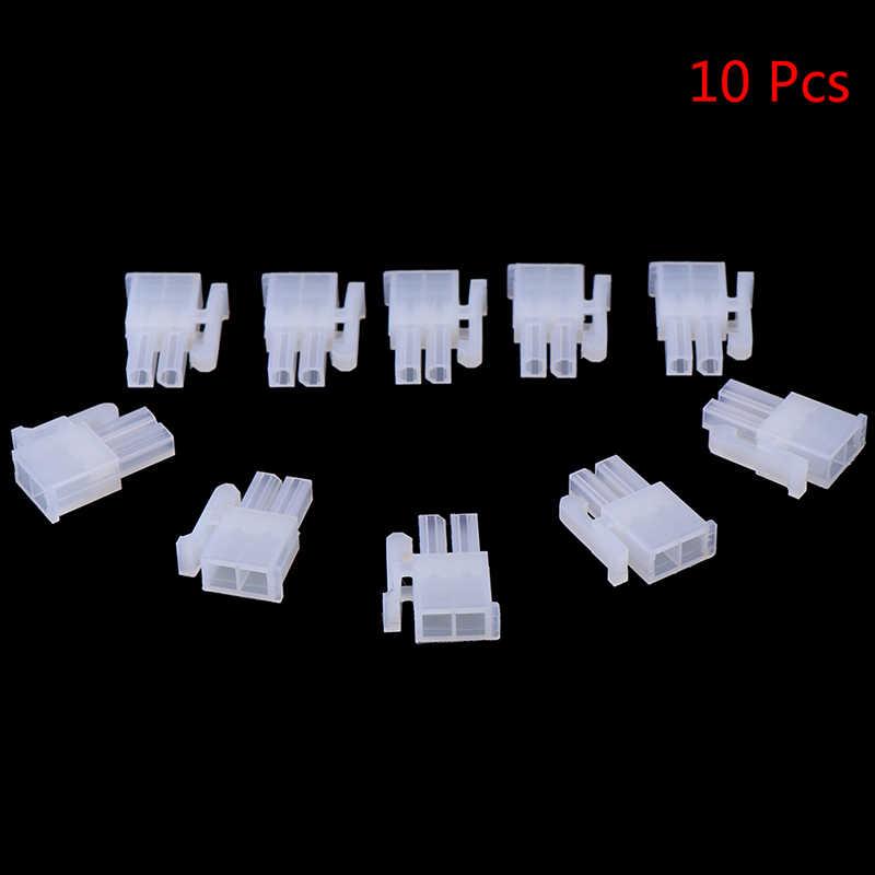 10 Teile/los Neue Heiße 4,2mm 5557 Weibliche Reed/Männlichen Gehäuse/Gerade/Rechts Winkel Weibliche Stecker Stecker