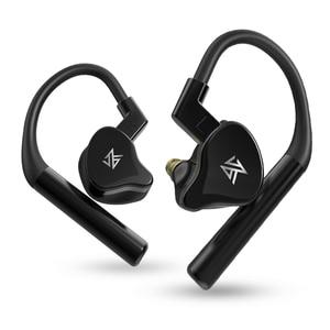 Image 4 - KZ E10 1DD + 4BA היברידי Bluetooth אוזניות אוזן ב Ear אוזניות QCC3020 פתרון Bluetooth אוזניות ZSX ZSNPRO ZS10PRO C12 S1D