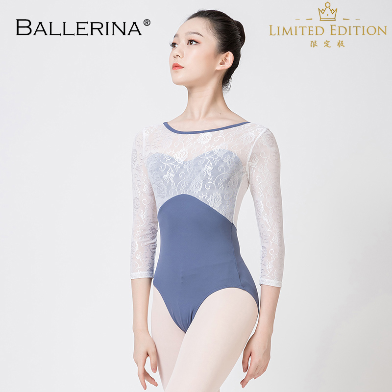 Ballet Leotard For Women Yoga Sexy Mesh Dance Leotard Gymnastics Leotards Girls Leotard Ballet Costumes Ballerina 5897