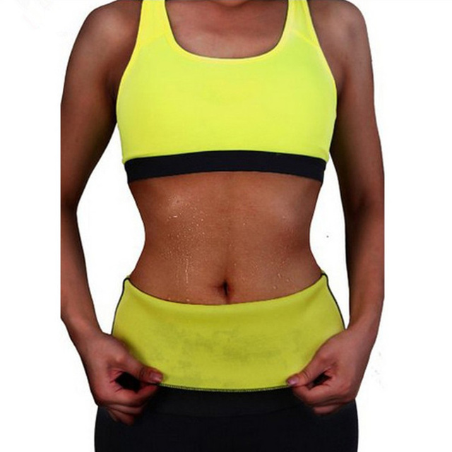 Slimming Sauna Belt For Weight Loss & Fat Burning - Sweat Band Body Shaper For Men Women 1