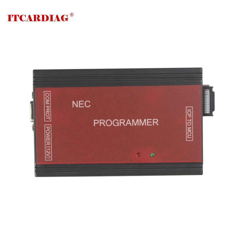 NEC Programmer ECU Flasher ECU ChipTuning Tool Correction Of Odometer Reading For Peugeot 307 Hyundai Citroen Xsara Suzuki Opel