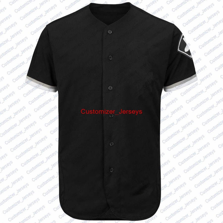 Custom Chicago Quick-Dry Flexible Short T-shirts Cheap  Flex Baseball Ivan Nova Jersey Shirt For Men Women Youth