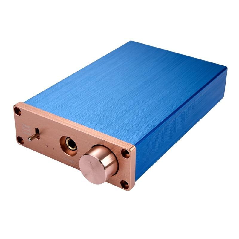 NK-P90 With USB/Fiber/Coax Digital Audio Amplifier DA-C Decoder Audio Converter Digital-To-Analog Audio Converter(EU Plug)