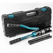 Гидравлический кабельный обжимной инструмент 10-300мм2 Электрический аккумулятор клеммный кабель провода набор инструментов провода