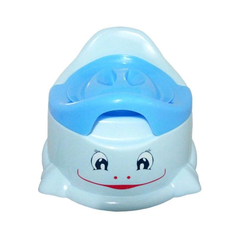 Cute Cartoon Baby Training Toilet Kids Travel Potty Children's Urinal Pee Trainer