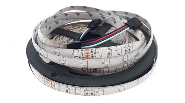 Hf825208717514acca67e8f85304cf29fY 5m 10m Waterproof LED RGBW RGBWW RGB strip light SMD 5050 Light Remote control Power Adapter RGB Fita Ribbon Lamp led strip set
