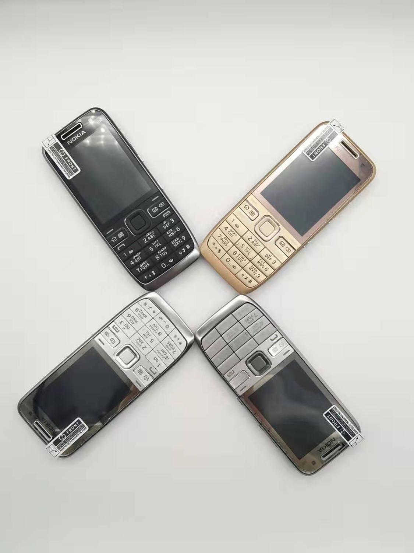 E52 Original Unlocked Nokia E52 GSM WCDMA Cell Phone Wifi Bluetooth GPS 3.2MP Camera Phone Refurbished