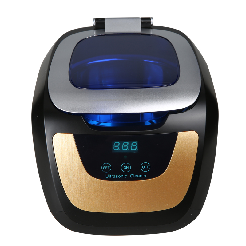 Ultrasonic Cleaner Vibrating Machine With 5 Digital Time Setting For Denture Disk CD 4
