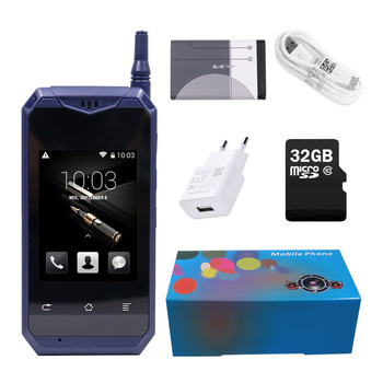 """3G WCDMA GSM Mini Smartphones Android 8.0 WIFI GPS 2.4"""" Touch Screen China Smartphone Cheap Mobile Phone Dual SIM Cell Phones - add 32G TF card"""