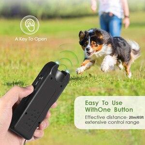 Image 5 - Benepaw Ultrasonic Dog Repeller Efficient Anti Bark Dog Deterrent Pet Behavior Training Safe Stop Barking Device Control