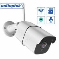 HD 1080P Wifi Home Security IP Kamera Wireless Outdoor Zwei Weg Audio 2MP Kugel Kamera Wasserdicht Nachtsicht IR 20M ONVIF APP-in Überwachungskameras aus Sicherheit und Schutz bei