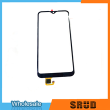 цена на Newest Model LCD Digitizer Front Touch Glass Lens For Samsung Galaxy A01 LCD Display Outer Touch Panel Screen Glass Replacement