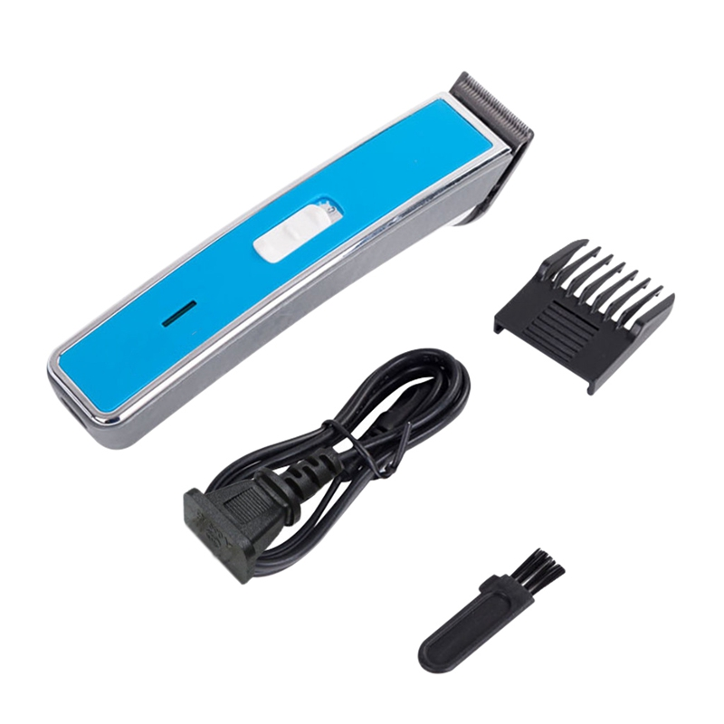 Hair Clipper Charged Electric Push-Clipper Hairdresser Household Mini Hairdresser Shaver Beard Cutting Machine EU Plug