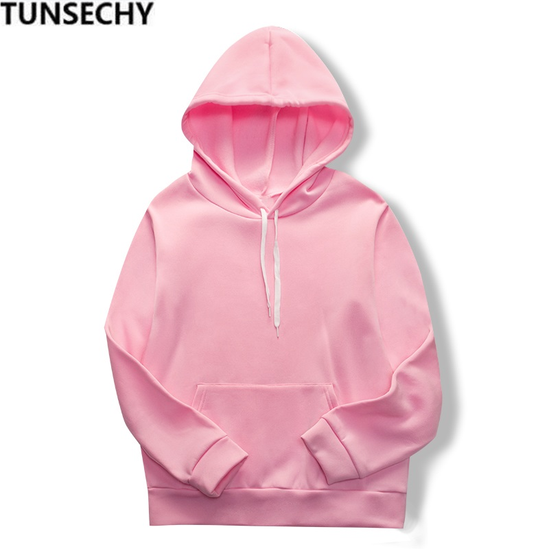fashion women Cotton surface hooded sweatshirt casual pullover