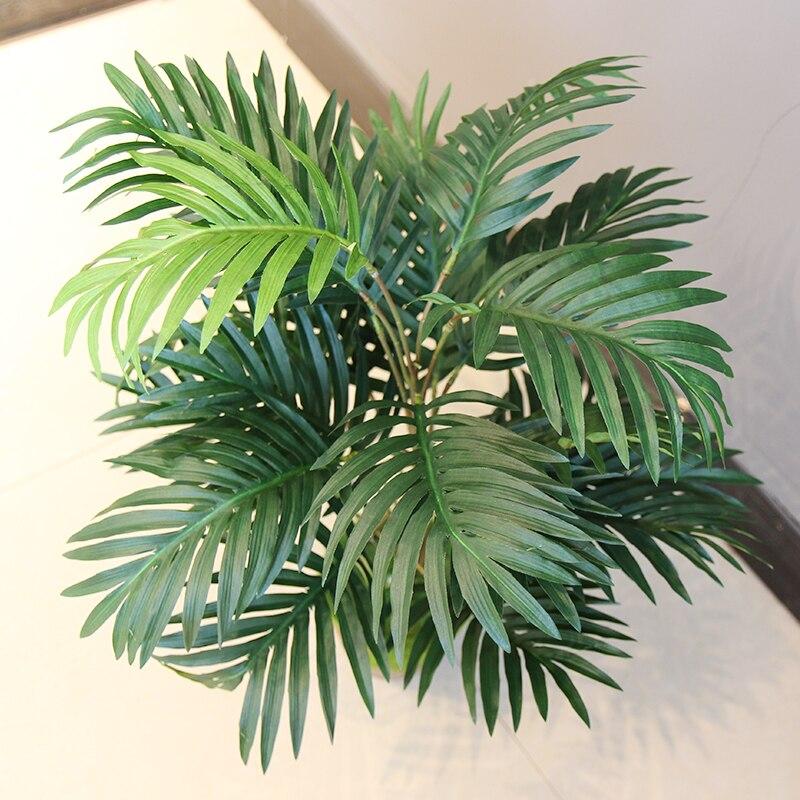 Large 70 Cm Artificial Phoenix Bamboo Palm Plant Tree Bonsai Green Plants Wedding Home Office Shop Decor Artificial Plants Aliexpress