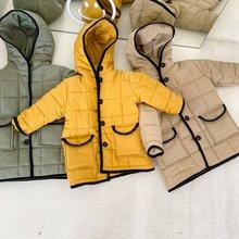 Лидер продаж для маленьких мальчиков и зимняя куртка девочек