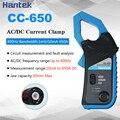 Hantek CC-650 AC/DC токовый зажим Электрический тестер преобразователь с разъемом типа BNC для осциллограф Hantek CC650