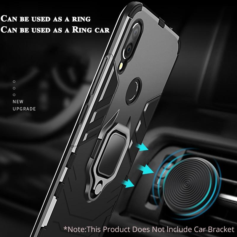 Shockproof Armour Case Xiaomi Mi 9T Pro Mi9 SE 8 Lite CC9 CC9E Play - მობილური ტელეფონი ნაწილები და აქსესუარები - ფოტო 5