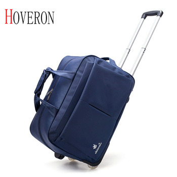 Rolling Suitcase Fashion Waterproof Luggage Bag Thickening Rolling Luggage Trolley Case Luggage Lady Travel Luggage with Wheels фото
