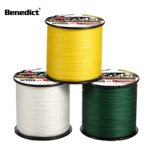 New brands Super Strong 100M 4Strands Weaves PE Braided Fishing Line Rope Multifilament line wires 6-100LB for sea fishing cords