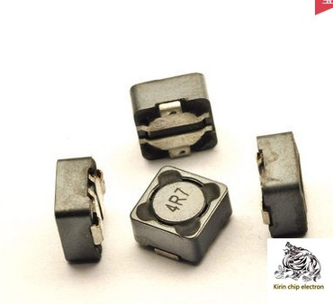 50pcs / Lot Chip Inductor Power Inductor 7 * 7 * 4mm 4.7uh 4r7 With Shield, Brand New