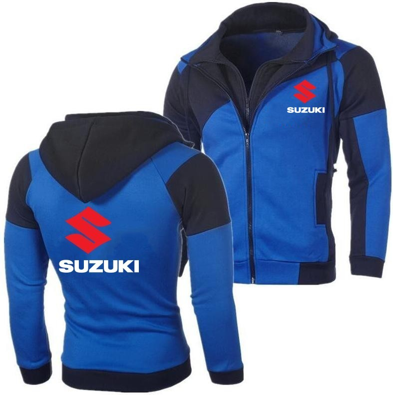 2020 Autumn And Winter Men's Motorcycle Suzuki Hoodie 4S Shop Sales Sweatshirt Pullover Coat KTM Casual Jacket Hoodie