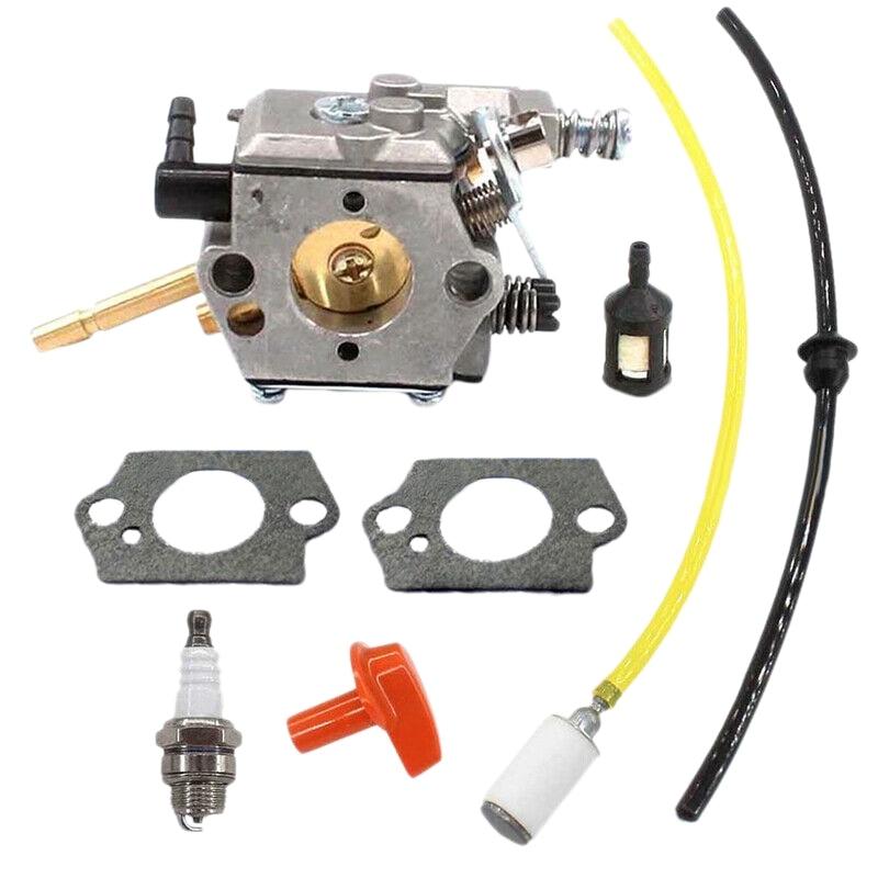 Replacement Parts Kit Carburetor For Stihl FS48 FS52 FS62 FS66 FS81 FS86 FS88 FS106 Walbro WT-45 Parts