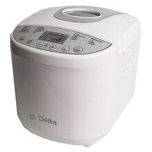 Хлебопечь электрическая Delta DL-8009B, 650 Вт, 19 программ