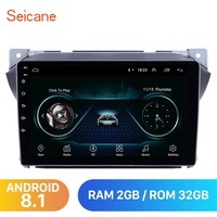 Seicane Android 8.1 For Suzuki alto 2009 2010 2011 2012 2013 2014 2015 2016 Double Din 9 inch Car Multimedia Player GPS Navi 3G