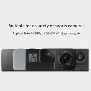 Image 5 - Вращающийся на 360 градусов зажим для рюкзака, крепление для GoPro Hero 8 7 6 5 4 для Go pro xiaomi, аксессуары для спортивных экшн камер