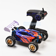Genuine HSP 1/16 Scale off-road electric power Buggy 4WD RTR RC car Troian 94185 Remote Control toys with 2.4Ghz Radio Control все цены