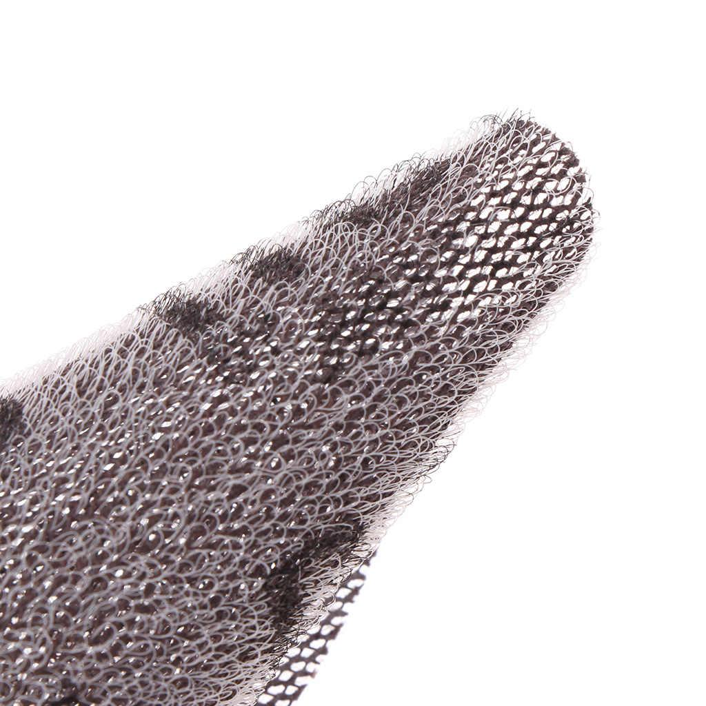 10 قطعة أقراص صنفرة خالية من الغبار كاشط شبكة 5 بوصة 125 مللي متر مكافحة حجب الجافة طحن الصنفرة 80 ~ 240 حصى