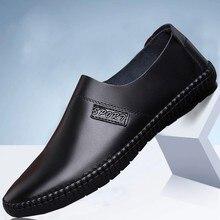 2019 Newset Men Casual Shoes Fashion Men Shoes Genuine