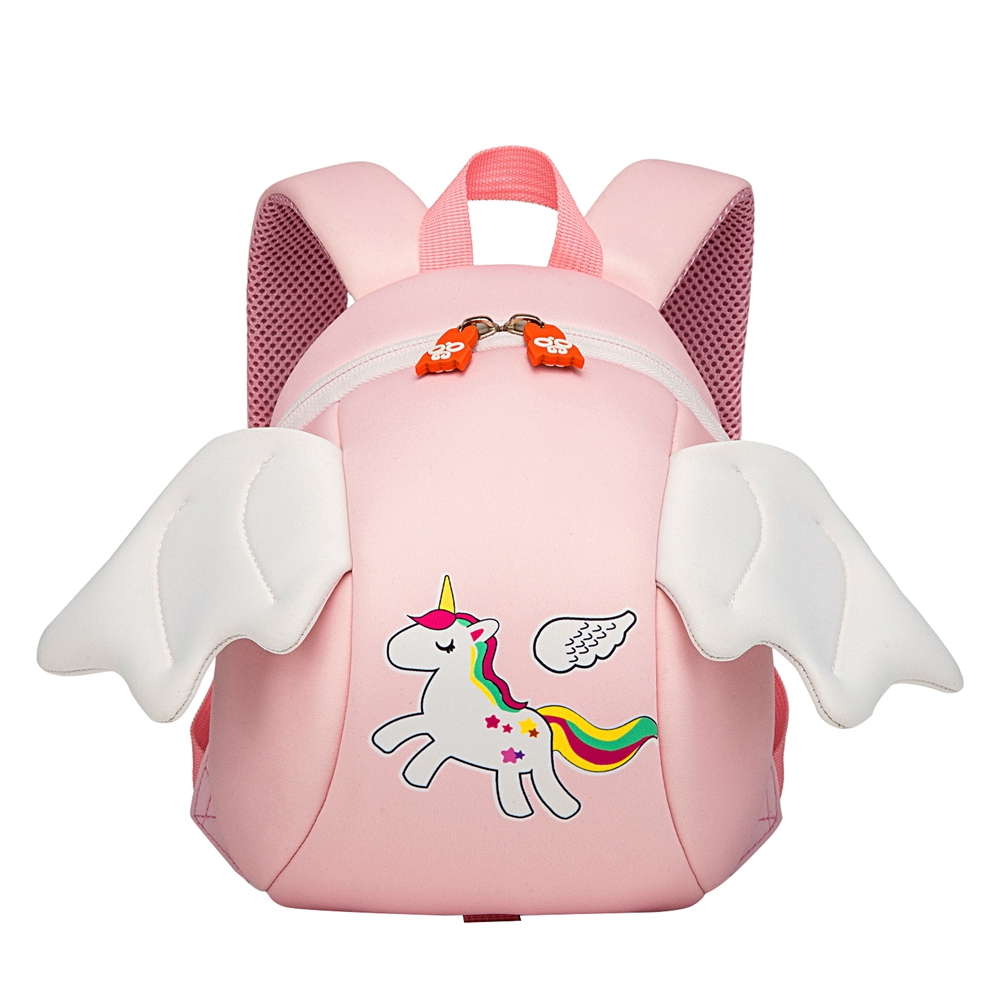 Popular 3D Unicorn School Bags For Boys Cute Kids Backpack Girls Creative Kids Bag Waterproof School Backpack Mochila Infantil