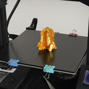 Image 5 - KINGROON 3D Drucker Ultrabase Erhitzt Bett Bauen Oberfläche Glas Platte 310*310*4mm/235*235*4mm/220*220*4mm 3D Drucker Teile Heißer bett