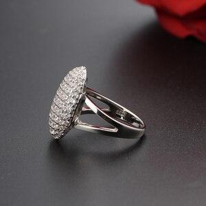 Image 3 - Mooie Twilight Saga Ring Bella Engagement Ringen Voor Vrouwen 925 Sterling Zilveren Replica Fine Jewelry Drop Schip Gratis Graveren
