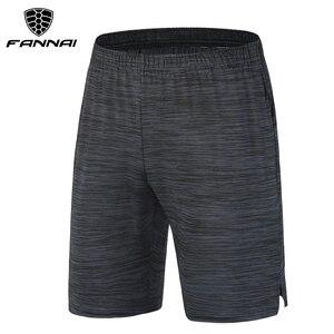 Image 4 - FANNAI combinaison de Sport pour homme, le Running, le Fitness, le Fitness, séchage rapide