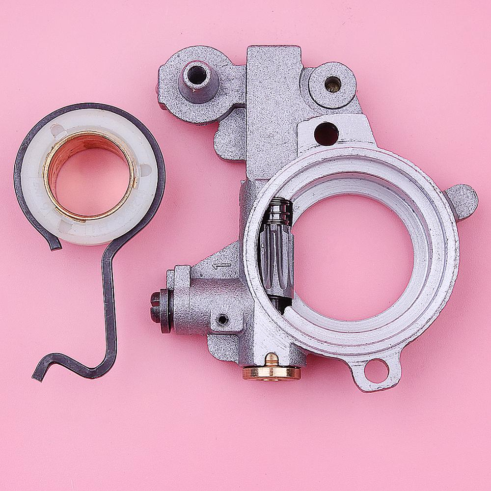 Oil Pump W Worm Gear Spring Kit For Stihl MS460 MS461 MS441 046 Chainsaws Part 1128 640 3206, 1128 640 7112
