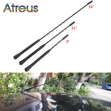 Car Roof Mast Whip Stereo Radio FM/AM Signal Aerial Amplified Antenna For Toyota Corolla Prius Yaris Mazda 3 BMW E46 Accessories