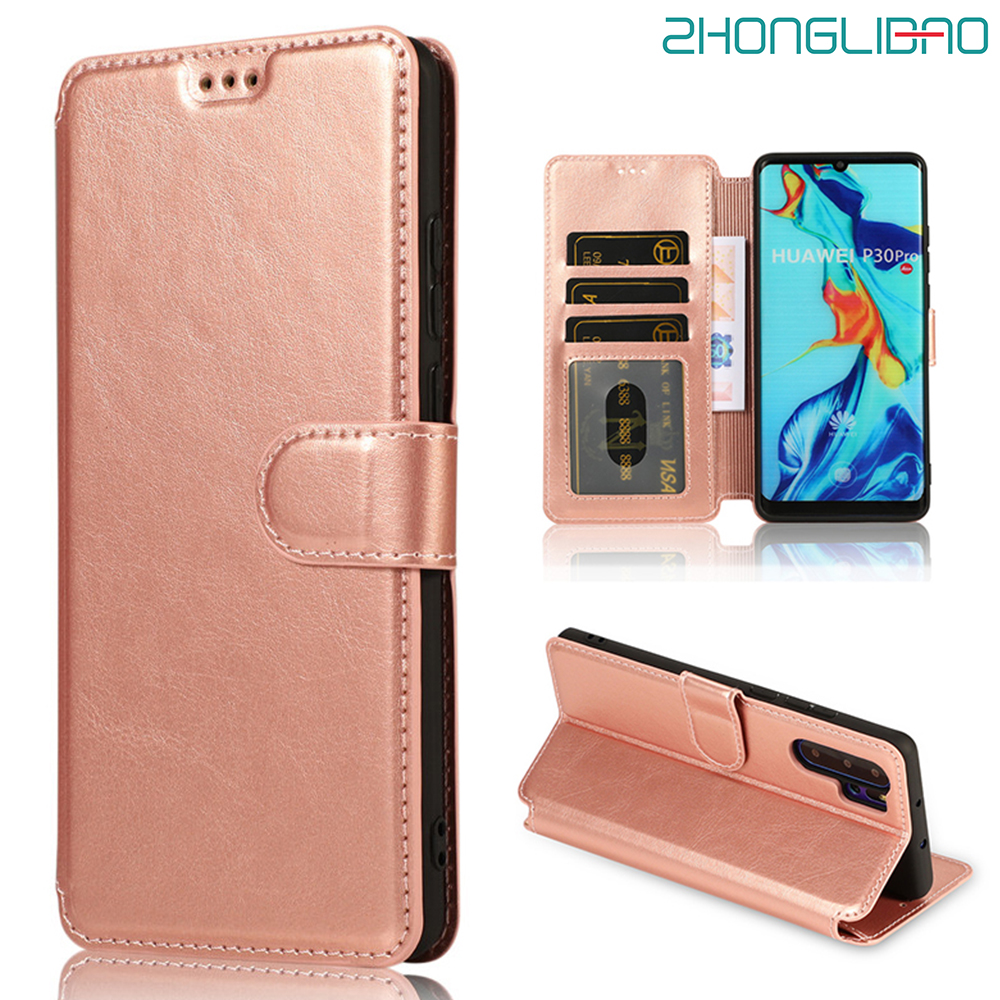 Flip Leather Case For Huawei P30 P20 <font><b>Mate</b></font> <font><b>20</b></font> 10 Pro <font><b>Lite</b></font> Huwei Honor20 Magnetic Wallet Cover <font><b>Hawei</b></font> P Smart Plus 2019 Coque Etui image