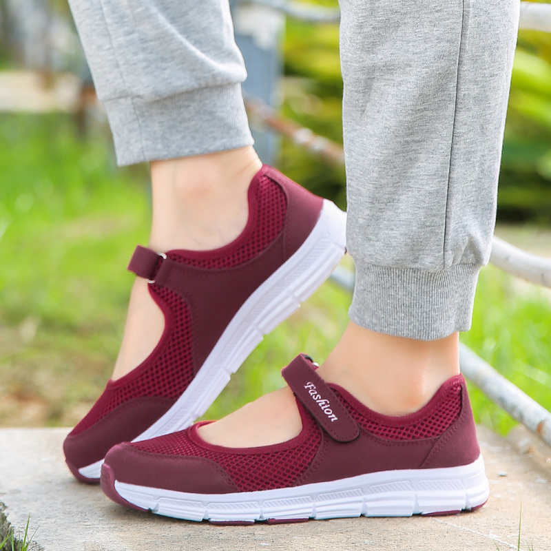 Fshion Sneakers Women Summer Casual Shoes Ladies Trainers Shoes Vulcanize Female Platform Shoes Woman Chaussure Femme mujer 5