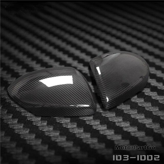Real Crabon Fiber Mirror Cover 1 pair for  Mazda6 Ruiyi 2009-2012 T240M 3