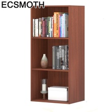 Dekoration Home Bureau Boekenkast Meuble Estanteria Para Libro Vintage Wodden Retro Decoration Furniture Book Shelf Case