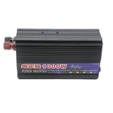 цена на car inverter DC12V To AC220V Pure Sine Wave Inverter 1000w  50HZ Power Inverter with Digital Display