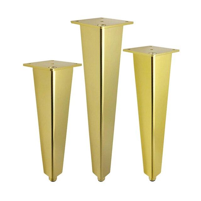 Фото мебельные ножки onuobao металлические для мытья диванов телевизоров